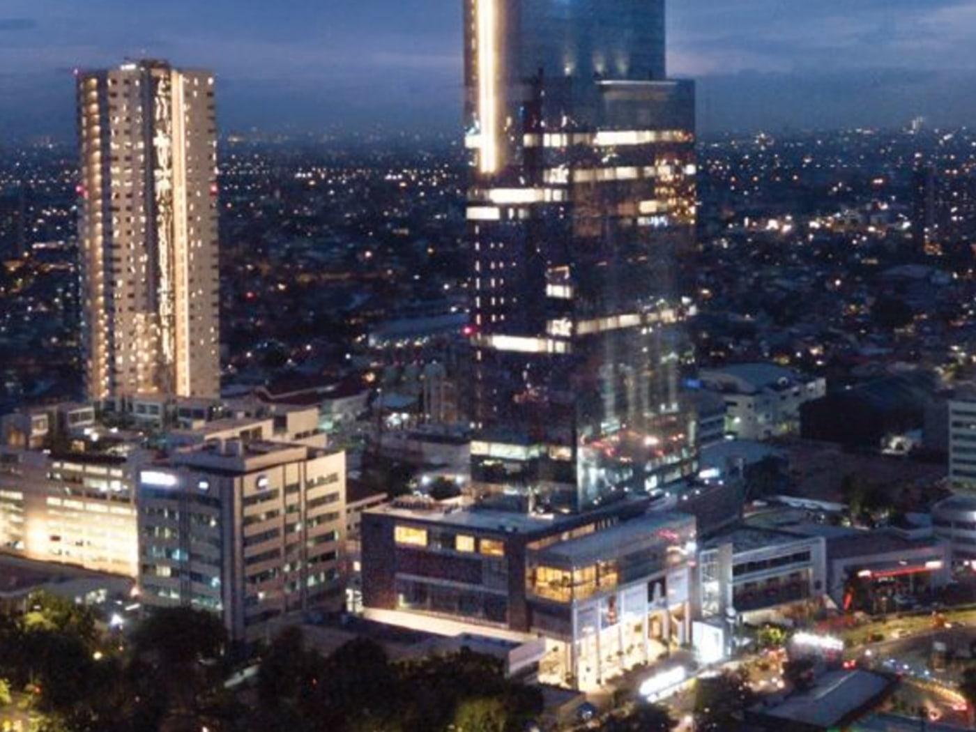 Akr Tower Property For Sale Jakarta Barat Jll