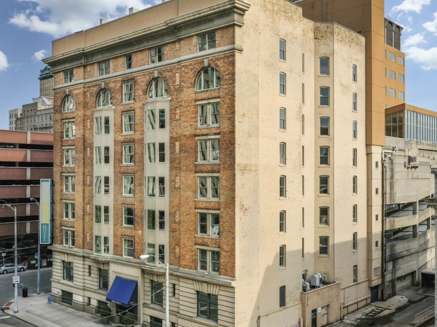 Dayton Grand Hotel Property For Sale Dayton Jll