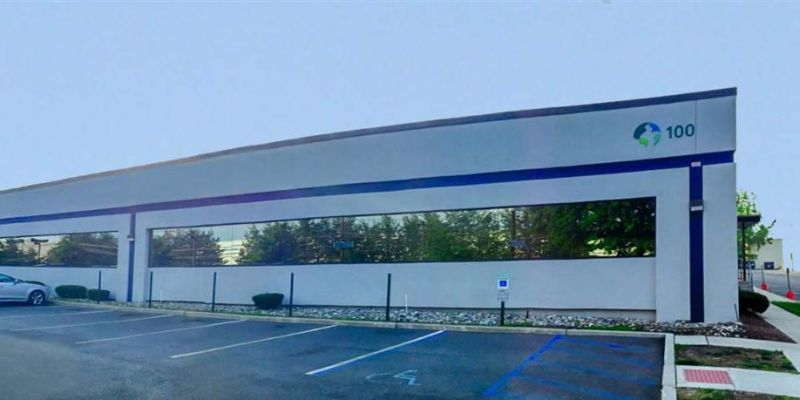 Hollister Corporate Center, Teterboro, JLL PowerSearch