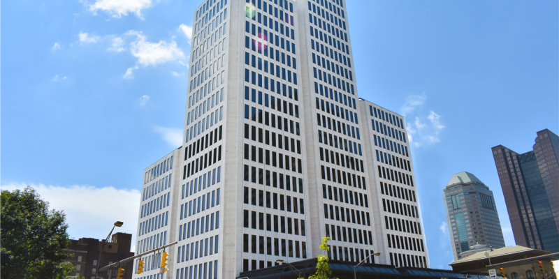 PNC Plaza, Columbus, JLL PowerSearch