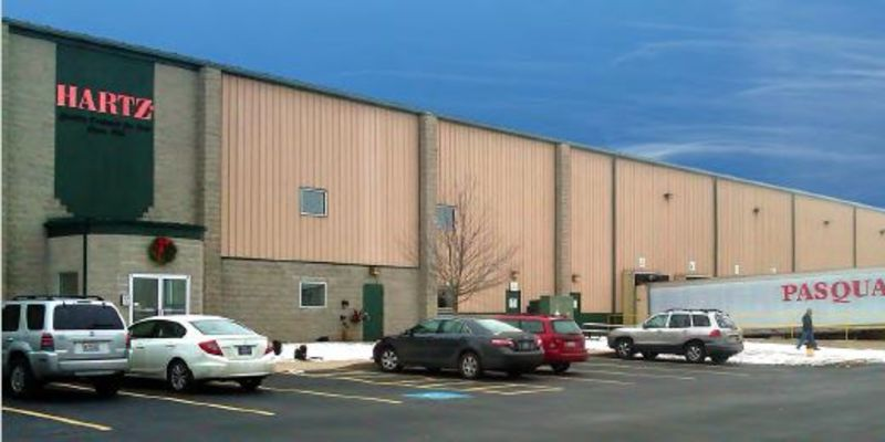 40 E Industrial Blvd, Logansport, JLL PowerSearch