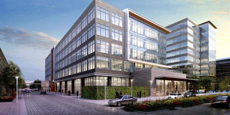 CityPlace 1, Spring, JLL PowerSearch