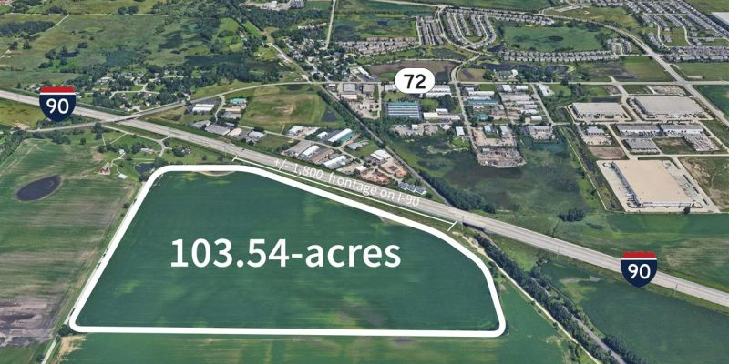 Higgins Road & I-90, Gilberts, JLL PowerSearch