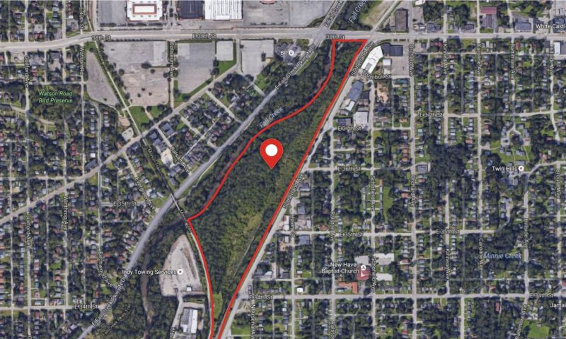 38th Street & Sutherland Avenue, Indianapolis, JLL PowerSearch