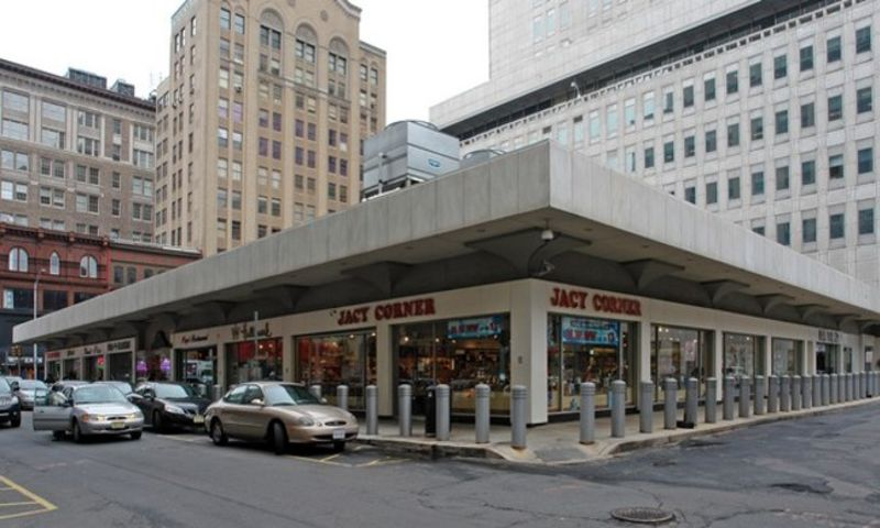 Prudential Plaza Retail, Newark, JLL PowerSearch