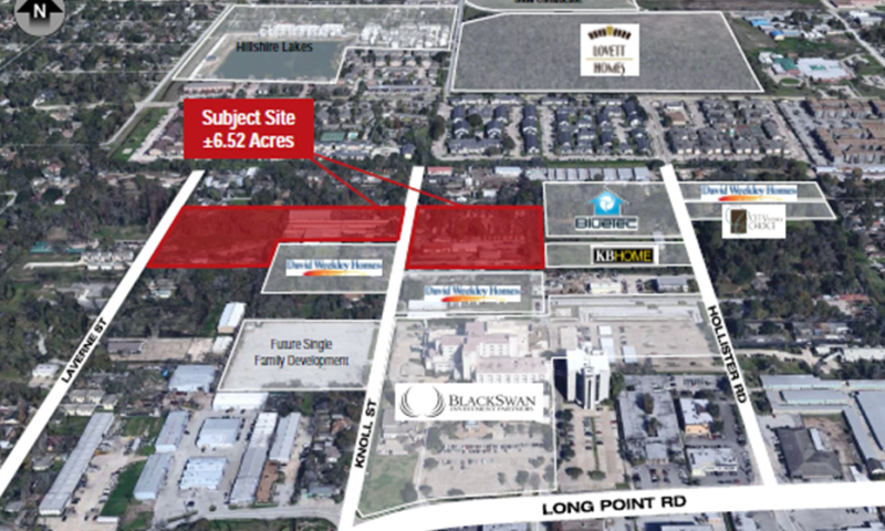 Redevelopment opportunity in Spring Branch, Houston, JLL PowerSearch