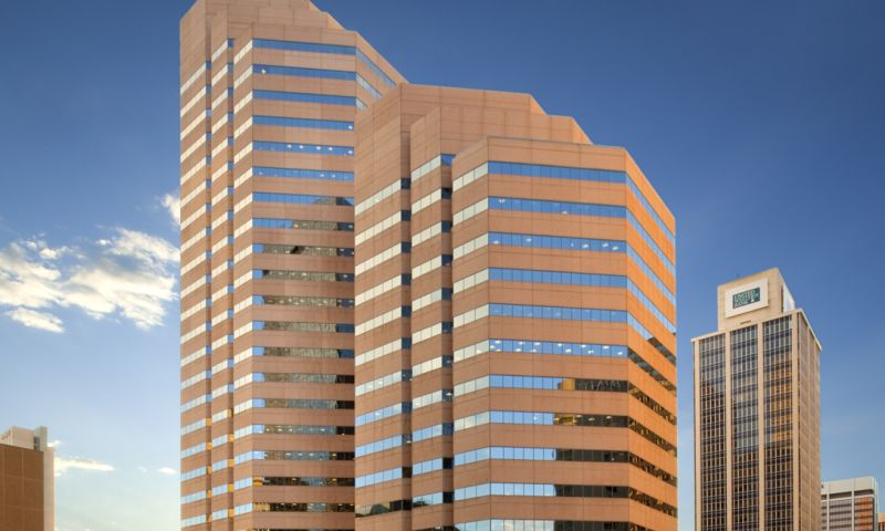 Dominion Towers, Denver, JLL PowerSearch