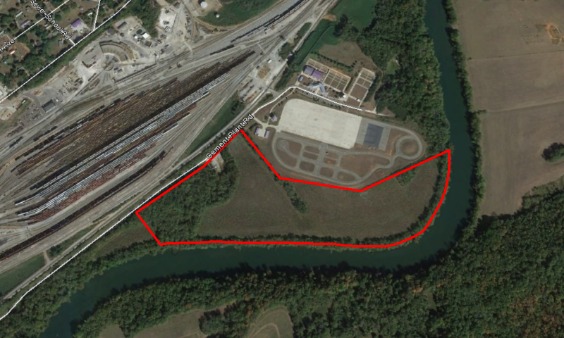 Cement Plant Road, Knoxville, JLL PowerSearch
