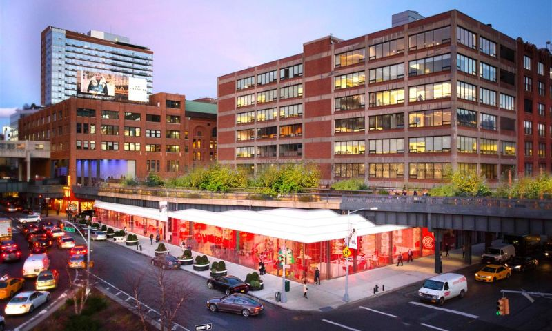 461 West 14th Street, New York, JLL PowerSearch