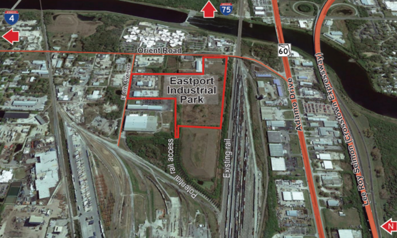 Eastport Industrial Park, Tampa, JLL PowerSearch