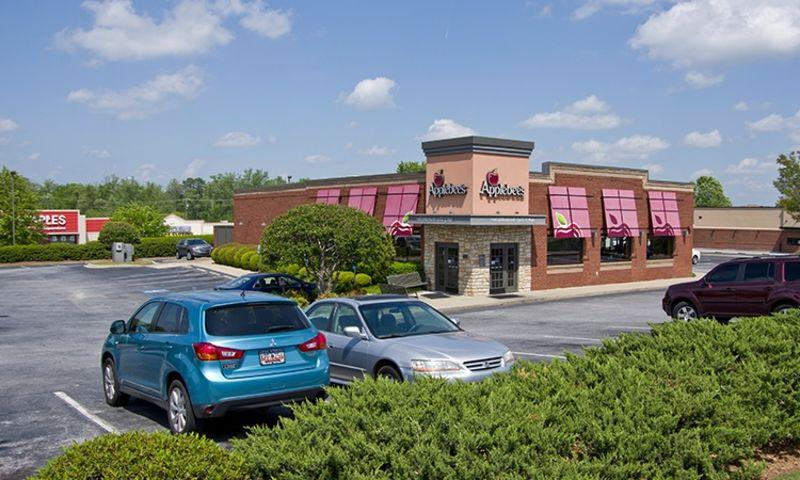 Former Applebee's, Greenville, JLL PowerSearch