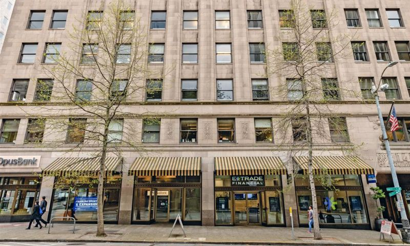 1411 4th Ave, Seattle, JLL PowerSearch