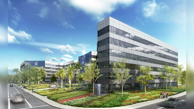 Continental Grand I - Office - Lease