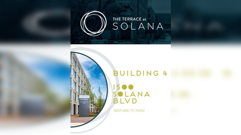 The Terrace at Solana Building 4 - Office - Lease
