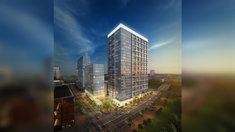 Ally Charlotte Center - Office - Lease