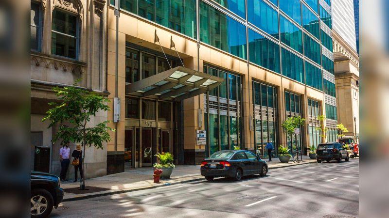 550 W Jackson Blvd - Retail - Lease