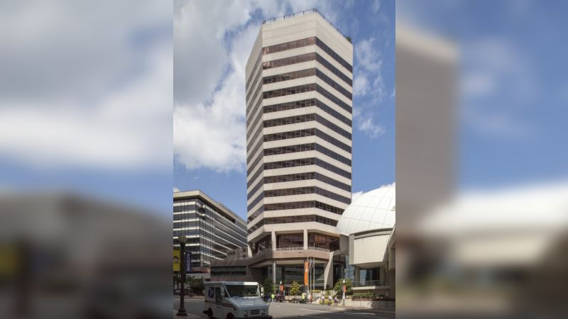 Freedom Forum Building - Office - Lease