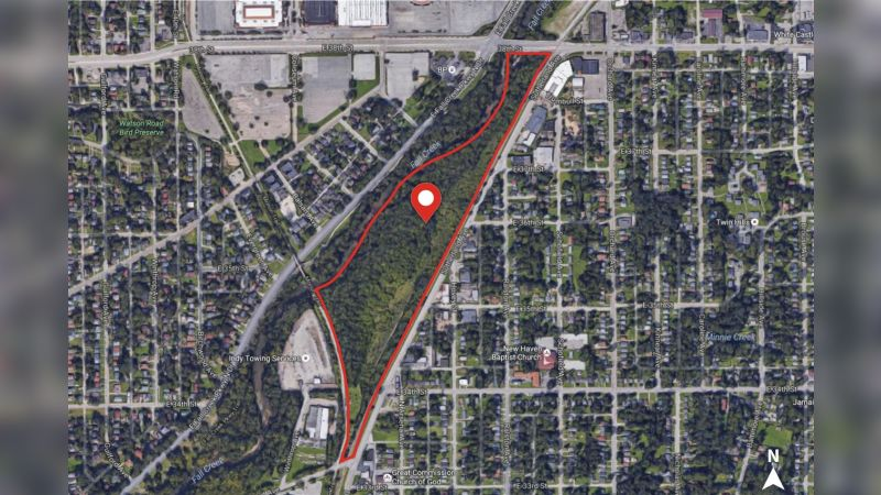 38th Street & Sutherland Avenue - Land - Sale