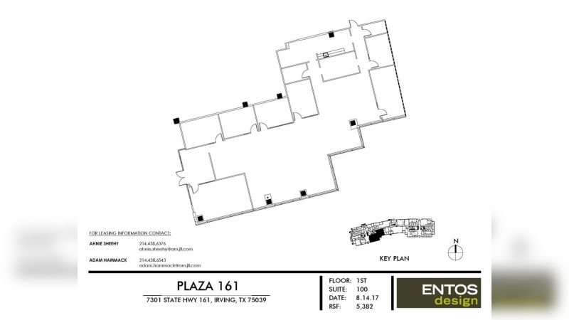 Plaza 161 - Office - Lease