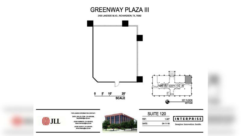 Greenway III - Office - Lease