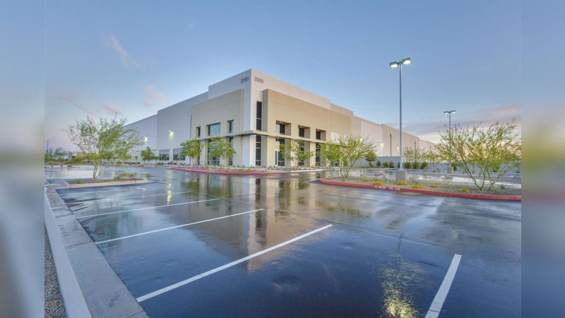 Airport - I-10 Business Park Phase I - Bldg E - Industrial - Lease