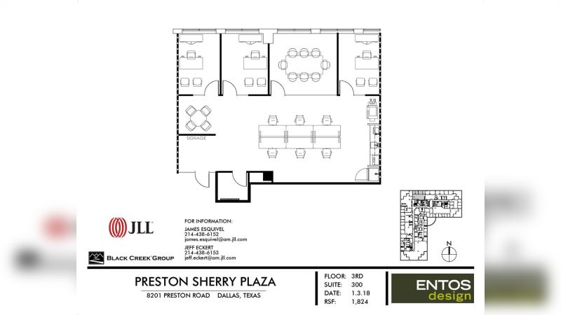 Preston Sherry Plaza - Office - Lease