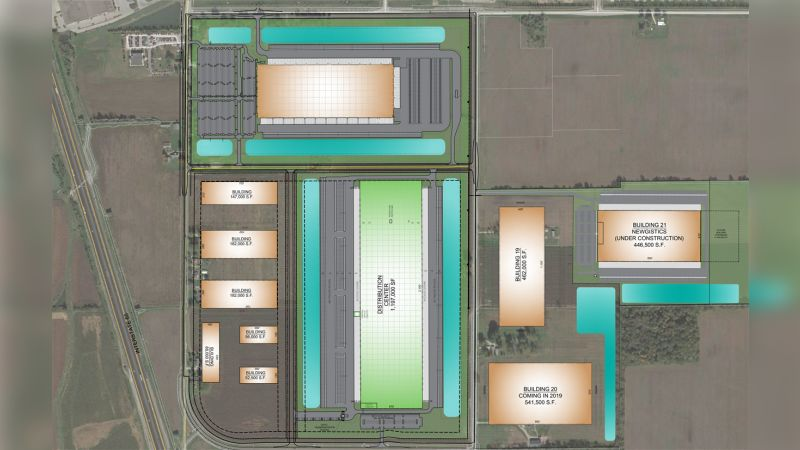 Greenwood Park at 65 South - Land, Industrial - Sale, Lease