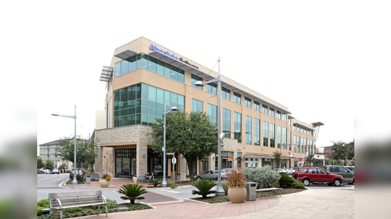 Offices at the Domain Building 1 - Office - Lease