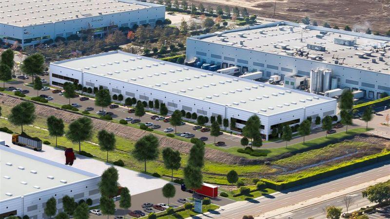 Siempre Viva Business Pk - Bldg 17 - Industrial - Lease