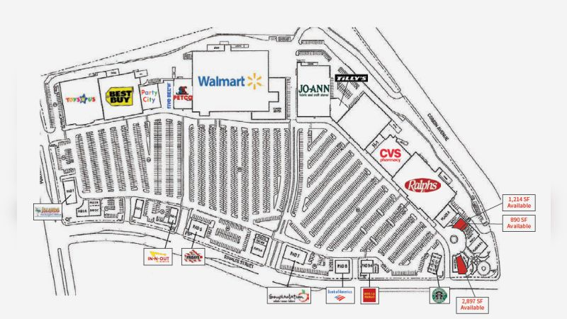 Porter Ranch Town Center - Retail - Lease