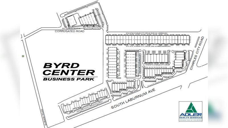 Byrd Center Business Park - Bldg 8 - Industrial - Lease