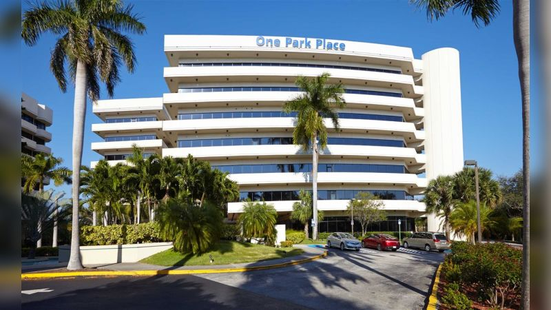 One Park Place - Office - Lease