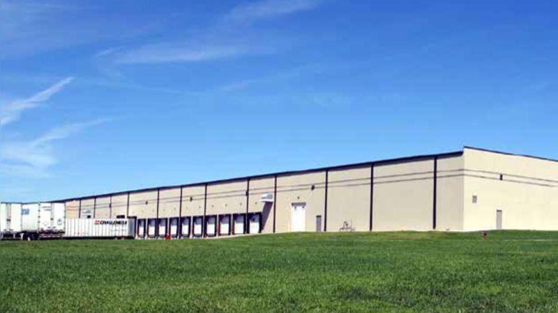 Wentzville Distribution Center - Industrial - Lease