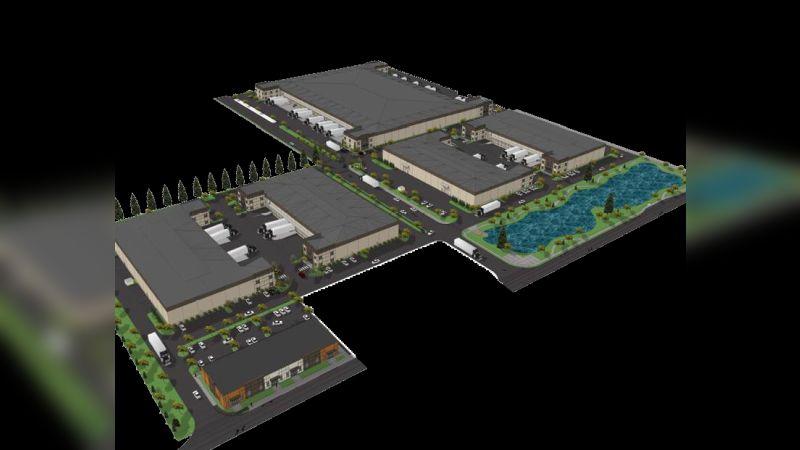 Portside Industrial Center - Bldg C - Industrial - Lease