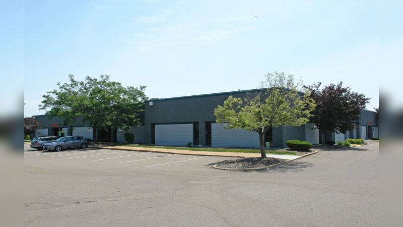 Creekside Court I and II - Industrial - Lease