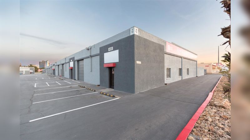 4350 Arville St - Industrial - Lease