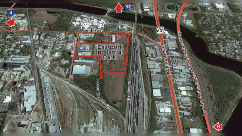 Eastport Industrial Park - Land - Sale