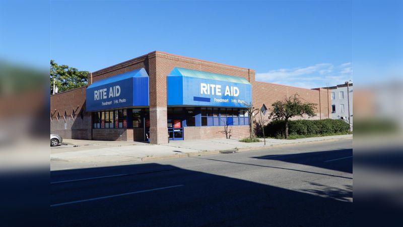 Rite Aid Baltimore - Retail - Sublease