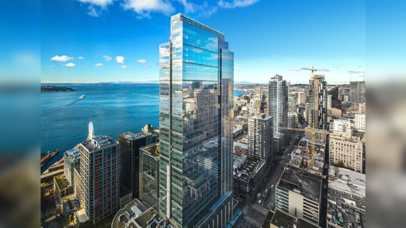 Russell Investments Center - Office - Sublease