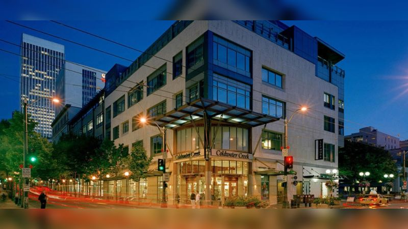 Fifth & Pine Building - Office - Sublease