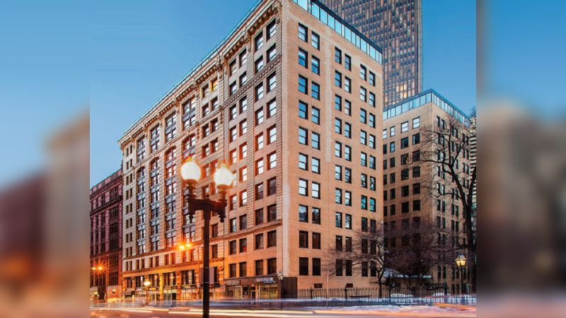 18 Tremont Street - Office - Lease