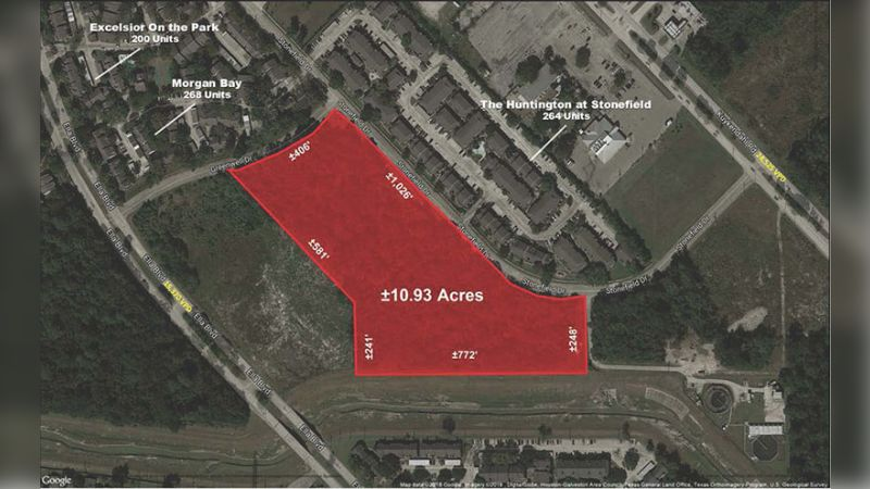 Stonefield and Greenwell - Land - Sale