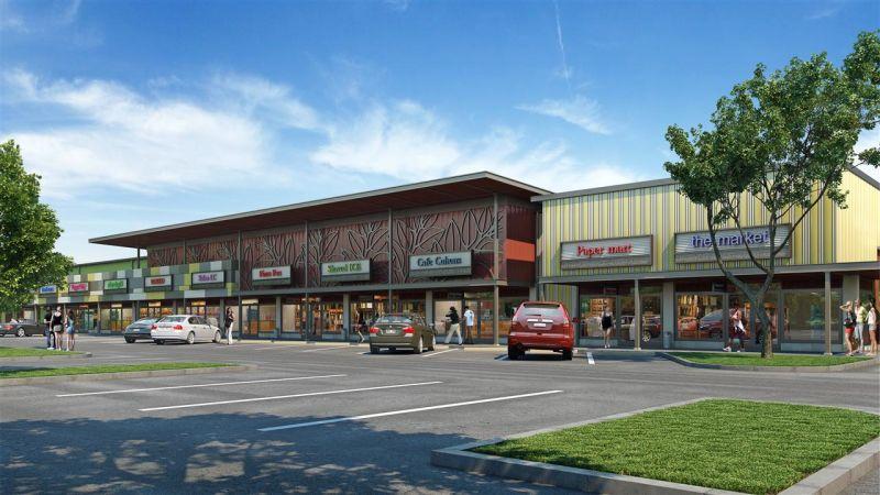 Kapalama Center - Retail - Lease