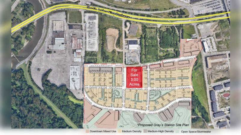 1350 Tuttle Street - Land - Sale