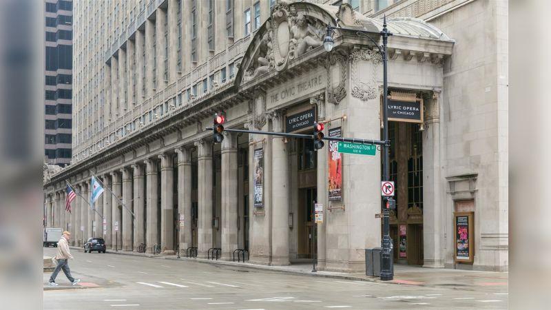 Civic Opera House - Retail - Lease