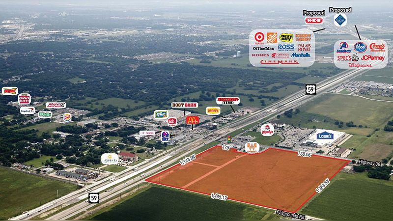 3426 SH 36 - Land - Sale