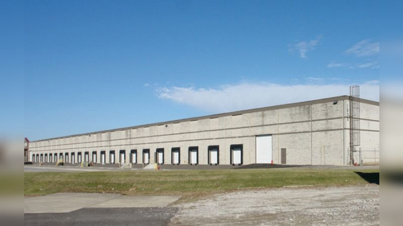 MS South Bldg 1 - Industrial - Lease