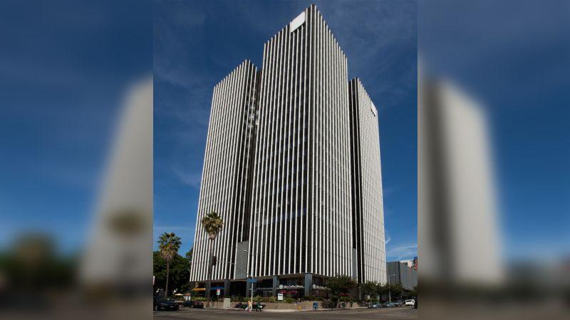 Sunset Media Center - Office - Lease