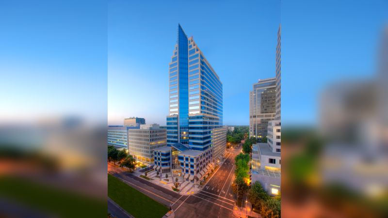 Bank of the West Tower - Office - Lease