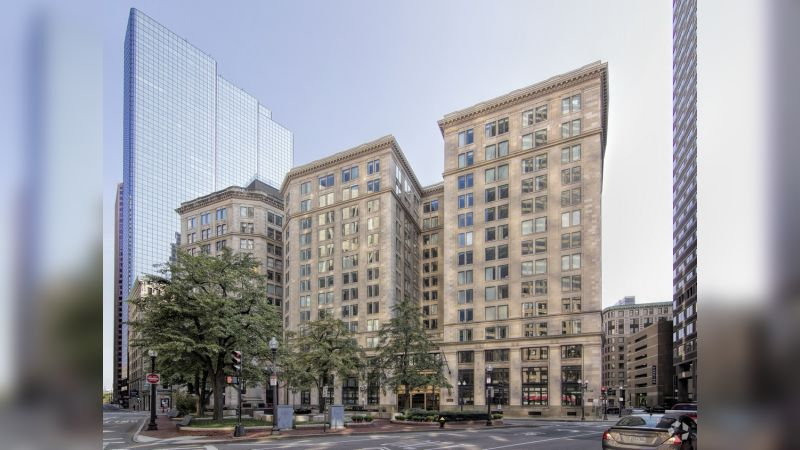 Ten Post Office Square North - Office - Lease